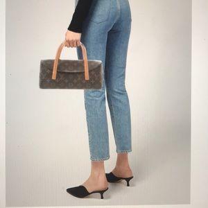Louis Vuitton Vintage Sonatine Handbag